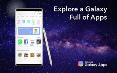 Business Apps for Samsung Galaxy Apps